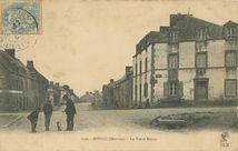 Le Vieux Bourg |