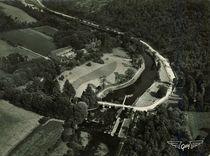 Ecluse de l'Abbaye de Bon Repos sur le canal de Nantes à Brest   Delvert Ray.
