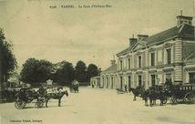 La Gare d'Orléans-Etat |