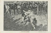 La Lutte Bretonne | Guinier Henri