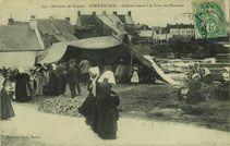 Cabaret breton à la Foire des Houatais |