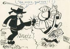 Er Maez, gast koz !!! | Caouissin H.