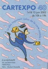 CARTEXPO 40 | Boucher Michel
