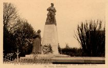 Le Monument aux Morts (1914-1918) (M. Nicot, Architecte) |