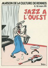 JAZZ A L'OUEST | Artigue A.