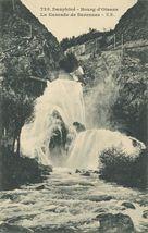 La Cascade de Sarennes |