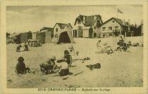 Enfants sur la plage |