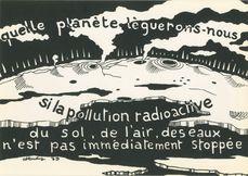 Quelle planète lèguerons-nous si la pollution radioactive du sol, de l'air, des eaux n'est pas immédiatement stoppée | Jeudy Pierre