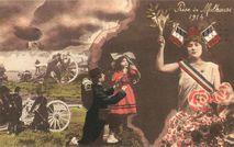 Prise de Mulhouse 1914 |