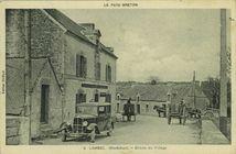 Lambel - Entrée du village | Quelo