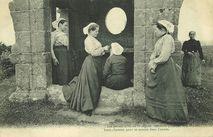 PLOUGASNOU (Finistère) - L'Oratoire |
